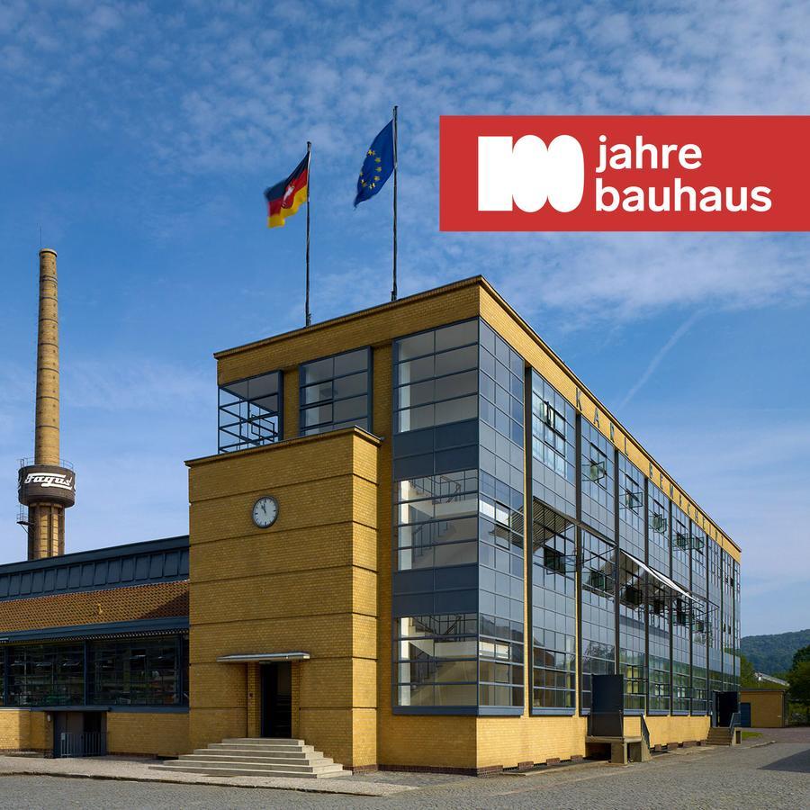 100 Jahre Bauhaus Im Unesco Welterbe Fagus Werk Fagus Werk
